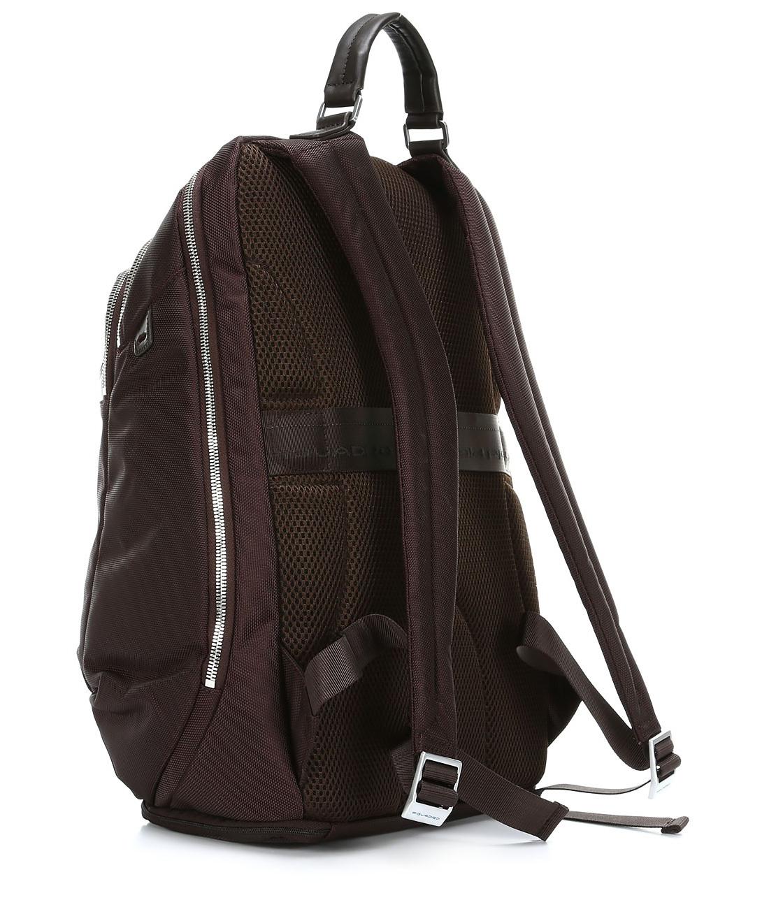 Рюкзак Piquadro Link, цвет коричневый, 33х42х19 см (CA2961LK/TM)