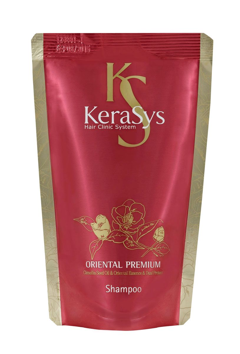 Шампунь для волос KeraSys Oriental Premium 500 мл в мягкой упаковке