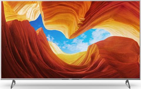KD-65XH9077 телевизор Sony Bravia, цвет серебристый