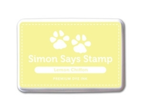 Архивные чернила Simon Says STAMP! Lemon Chiffon
