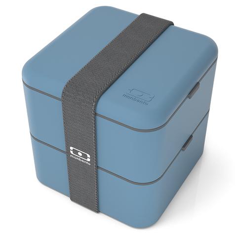 Ланч-бокс mb square denim