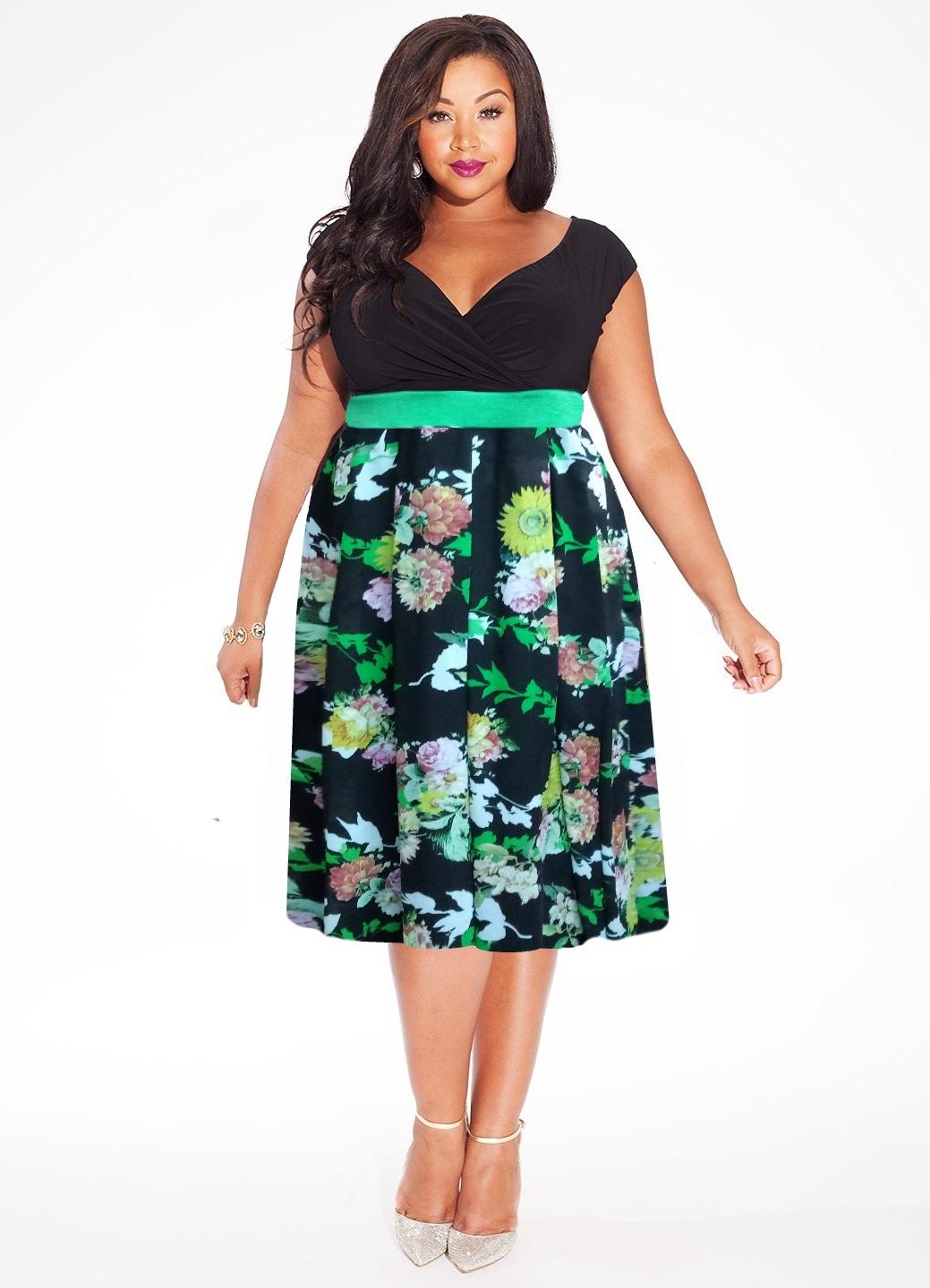 Платье 17-442