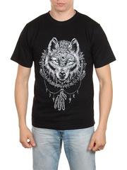 18715-1 футболка мужская, черная