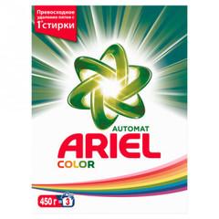Порошок стиральный ARIEL автомат Color 450 г