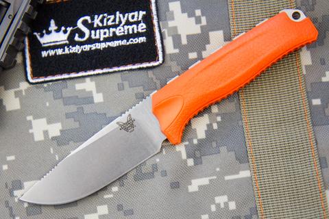 Туристический нож Steep Country Hunter 15008-ORG
