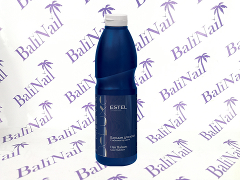 ESTEL De Luxe, Бальзам для волос стабилизатор цвета, 1000 мл
