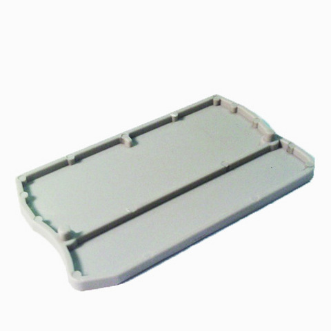 Заглушка для ЗНИ4-6-10мм серая TDM
