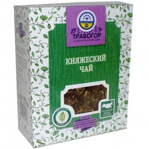 Княжеский чай, 60г, кор. (ИП Гордеев М.В.)