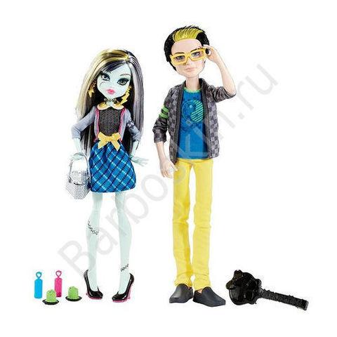 Набор из 2-х кукол Фрэнки Штейн и Джексон Джекил (Frankie Stein & Jackson Jekyll)