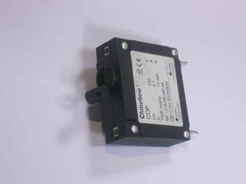Автоматический выключатель (автомат) HT2500L  1P 9,1А/230V  CDP
