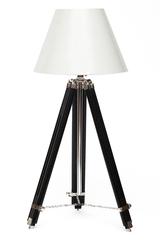 Лампа напольная на треноге Secret De Maison ( mod. 18604 ) — никель/черный