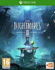 Xbox One Little Nightmares II. Deluxe Edition (русские субтитры)