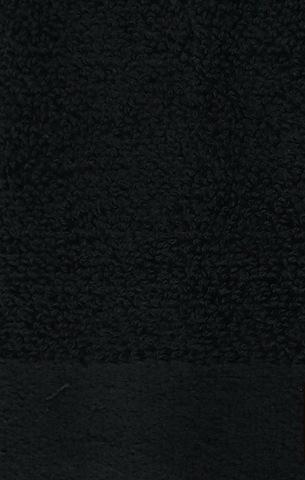 Набор полотенец 2 шт Carrara Fyber черный