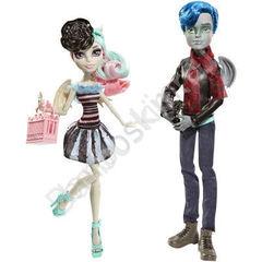 Набор из 2-х кукол Рошель Гойл и Гаррот Дю Рок (Rochelle Goyle/Garrot Du Roque)