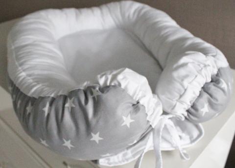 Babynest, гнездышко, кокон для младенца - Звездочка