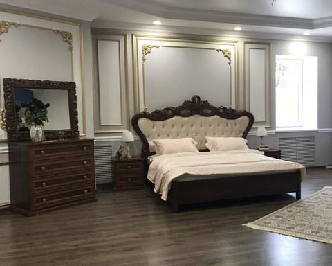 Спальня модульная АФИНА-3 караваджо