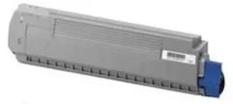 Совместимый картридж для OKI MC853/MC873. Желтый. Ресурс 7300 стр.