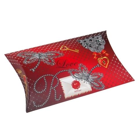 Коробка для шарфов и палантинов женских