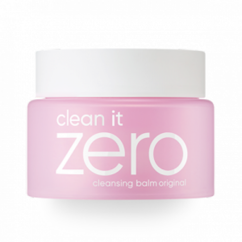 Banila Co. Очищающий крем Clean it Zero Revitalizing, pink 100 мл