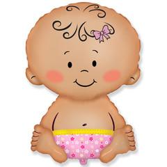 F Мини фигура Малышка / Baby Pink (14