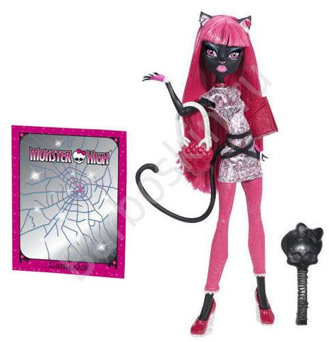 Кукла Monster High Кэтти Нуар (Catty Noir) - Новый Скарместр
