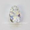 5728 Бусина Скарабей Сваровски Crystal AB 12 мм