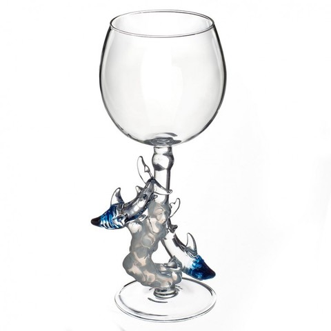 Бокал для вина «Акулы»