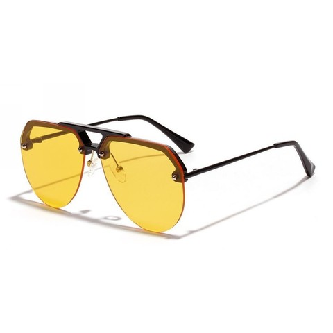 Солнцезащитные очки 181205002s Желтый