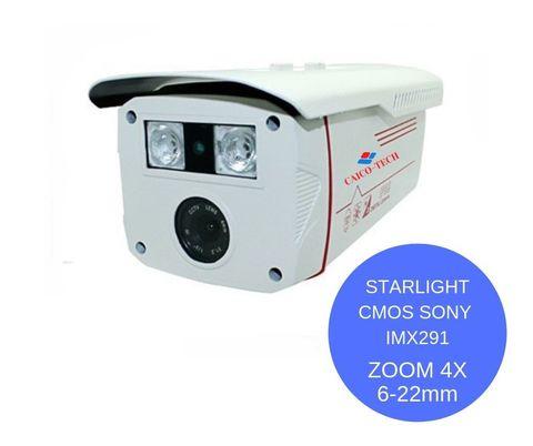 Уличная светочувствительная  видеокамера CAICO TECH FY 6591 ZOOM X4