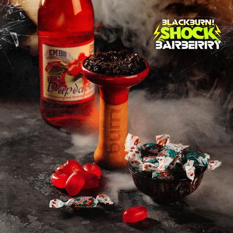 Табак Burn Black Barberry Shok 200 г