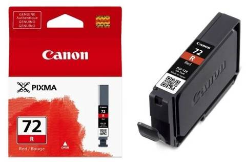 Картридж Canon PGI-72 R красный