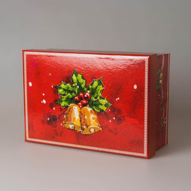 Подарочная коробка колокольчики большая, 818993-1