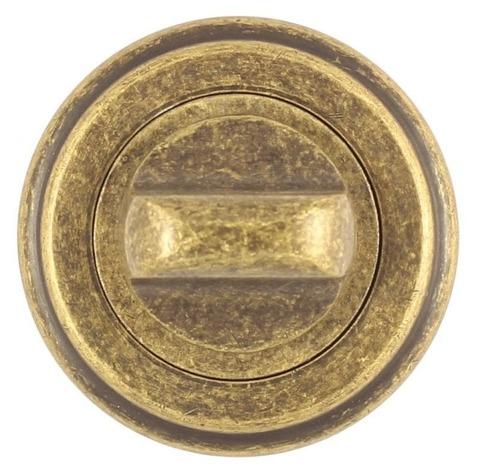 Фурнитура - Завёртка  Vantage BK03BR, цвет состаренная бронза  (гарантия - 12 месяцев)