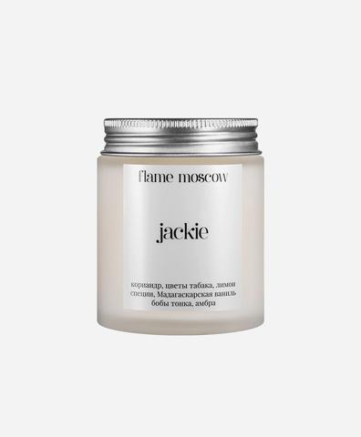 Матовая свеча Jackie