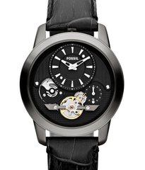 Наручные часы скелетоны Fossil ME1126