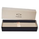 Шариковая ручка Parker Jotter Premium K172 Classic SS Chiseled Mblue (S0908840)