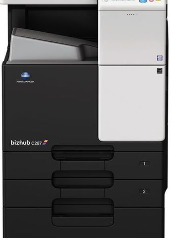 Цветное мфу Konica Minolta bizhub C287 (A797021)