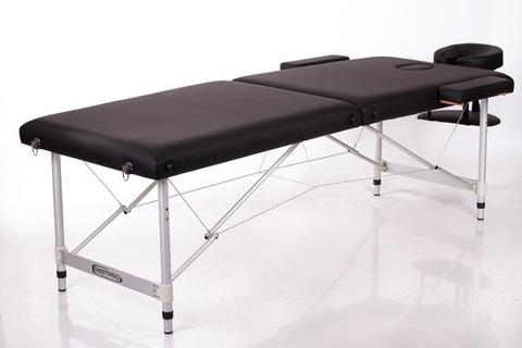 Массажный стол RESTPRO ALU 2 (S) Black (EU)
