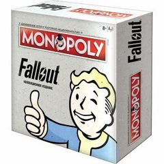 Монополия. Fallout