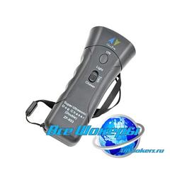 Super Ultrasonic Dog Chaser (Double) ZF-853 CHAN FONG Отпугиватель собак 853 Turbo