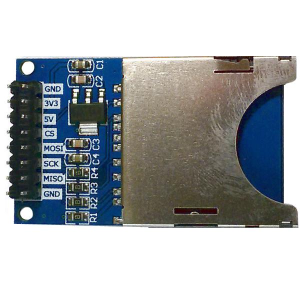 Модуль SD card