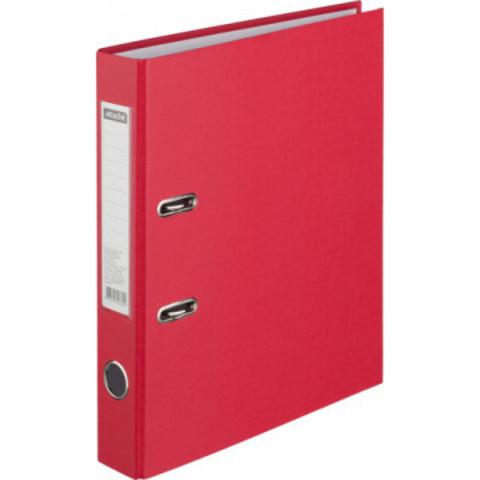 Папка с арочн.мех.ATTACHE (ПВХ+бумага), 50мм, красный