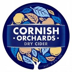 Сидр Cornish Orchards Dry Cider
