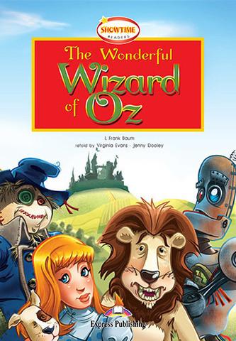 The Wonderful Wizard of Oz. Волшебник страны Оз. Франк Баум. Уровень А2 (6-7 класс) Книга для чтения