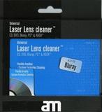 Чистящий Диск Для Проигрывателей CD, DVD, Blu-ray (Universal Laser Lens Cleaner)