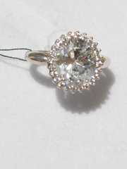 Джози (кольцо из серебра)