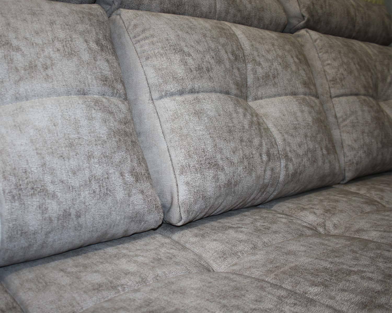три большие подушки с подголовниками