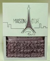ROSA - РОЗ полотенце махровое в коробке Maison Dor(Турция).