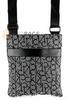 Мужская сумка планшет Calvin Klein A5 Grey 002