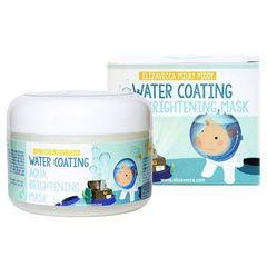 Elizavecca Маска д/лица ночная увлажнение Water Coating Aqua Brightening Mask, 100 мл
